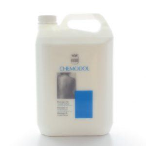 Chemodol massage olie 5 liter