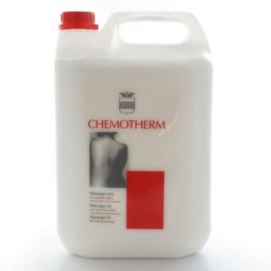 Chemotherm massage olie 5 liter