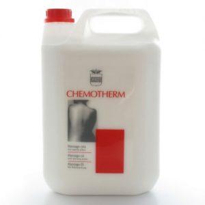 Chemotherm massage olie 5 liter
