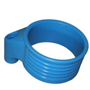 Kunststofkorf blauw
