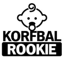 Opdruk rompertje Korfbal rookie