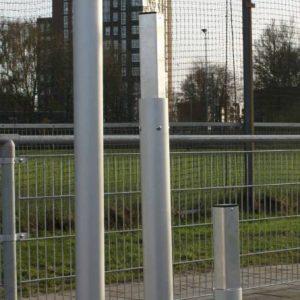 Aluminium verlengstukken korfbalpaal
