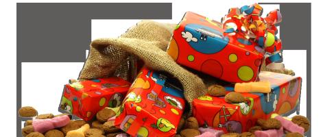 Sinterklaas korfbal cadeau