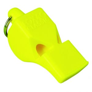 Fox40 fluoriserend geel