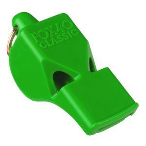 Fox40 fluoriserend groen