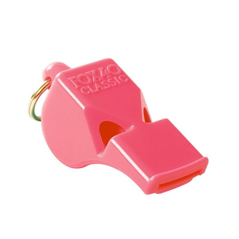 Fox40 scheidsrechtersfluit roze