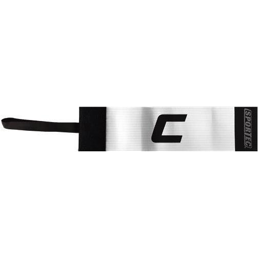 Sportec aanvoerdersband Velcro